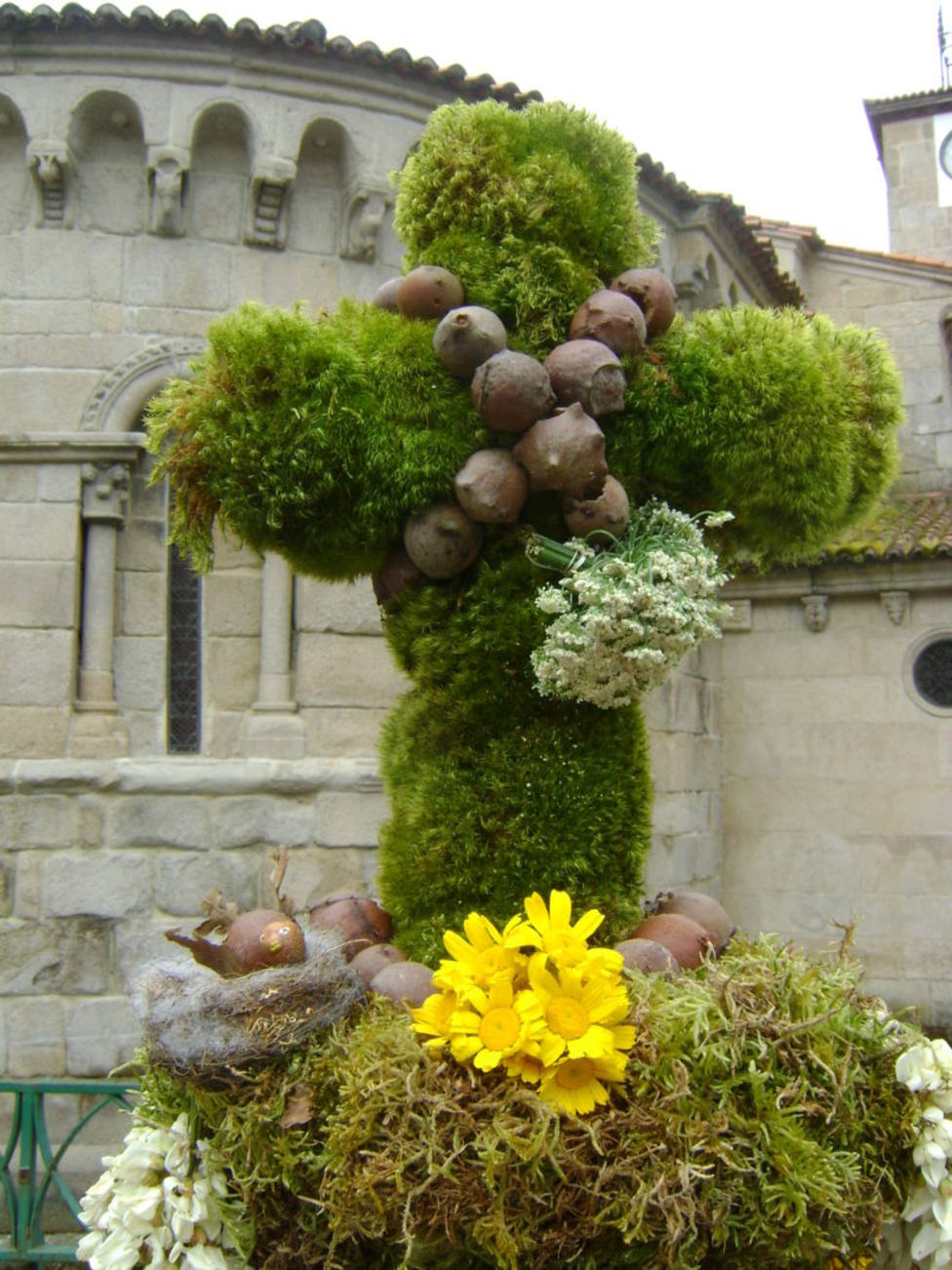 Festa dos maios en Allariz