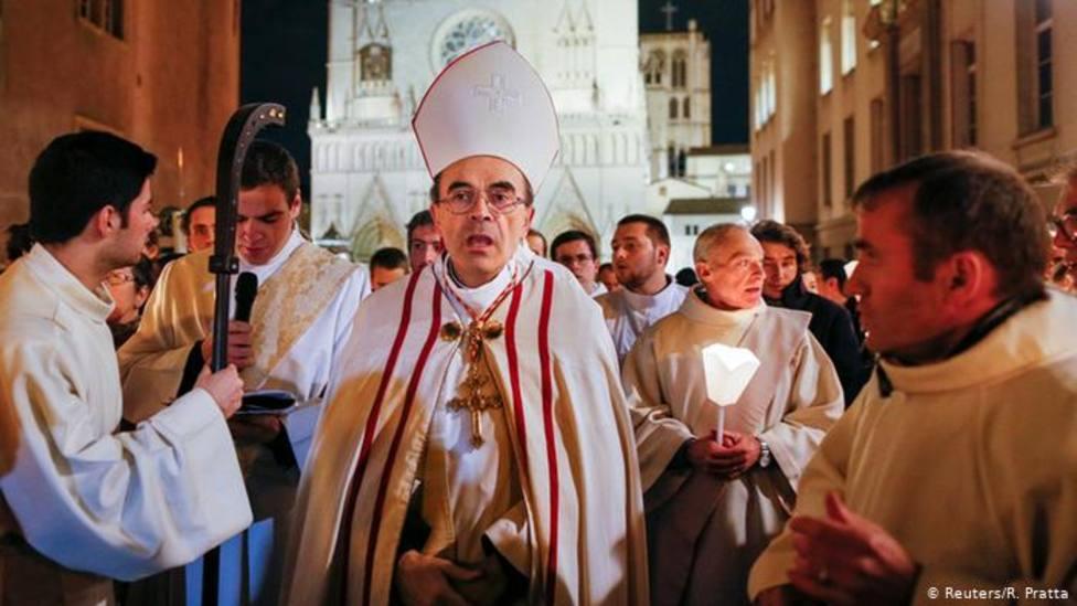 El cardenal Philippe Barbarin, arzobispo emérito de Lyon, ha sido definitivamente absuelto