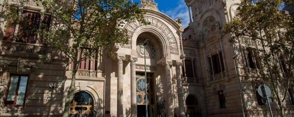 Fachada del Tribunal Superior de Justicia de Catalunya (TSJC)