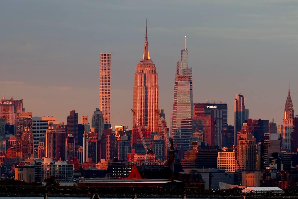 El Empire State Building de Nueva York