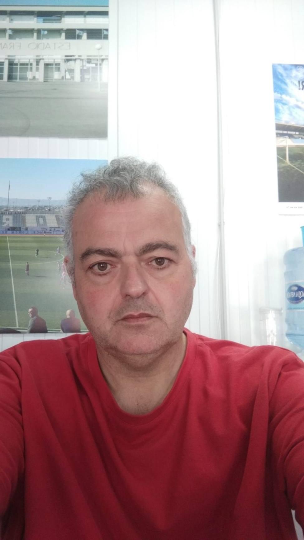 José Sánchez, nuevo presidente del Cantera Fútbol Lorca Deportiva