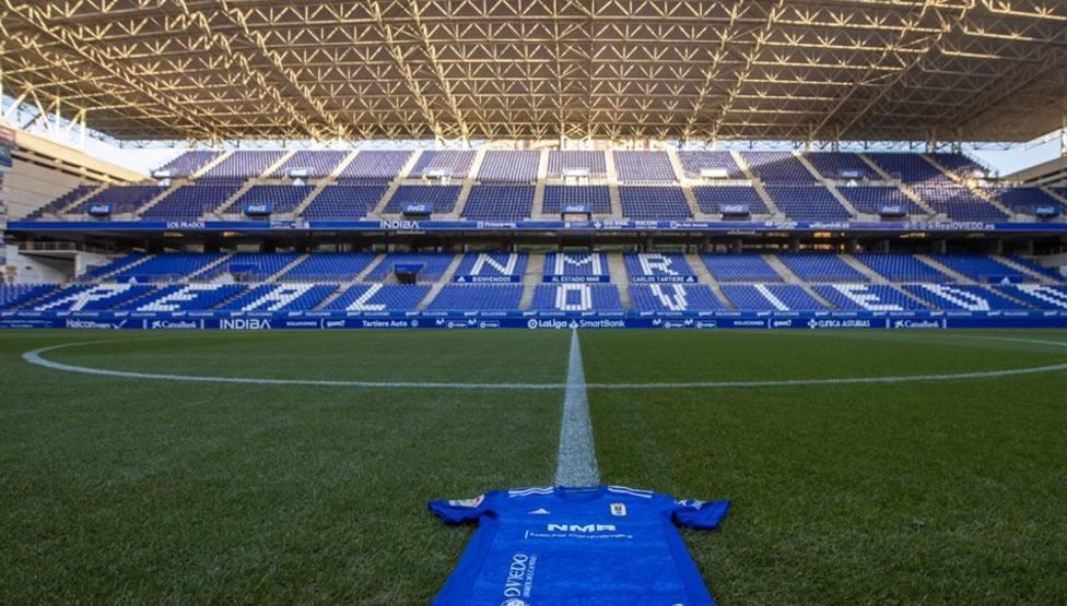 El Real Oviedo recibe al Málaga en el Carlos Tartiere