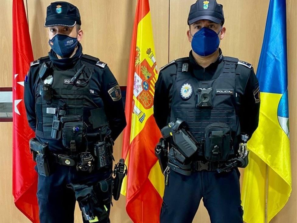 La Policía Local de Torrelodones llevará pistolas taser y cámaras personales