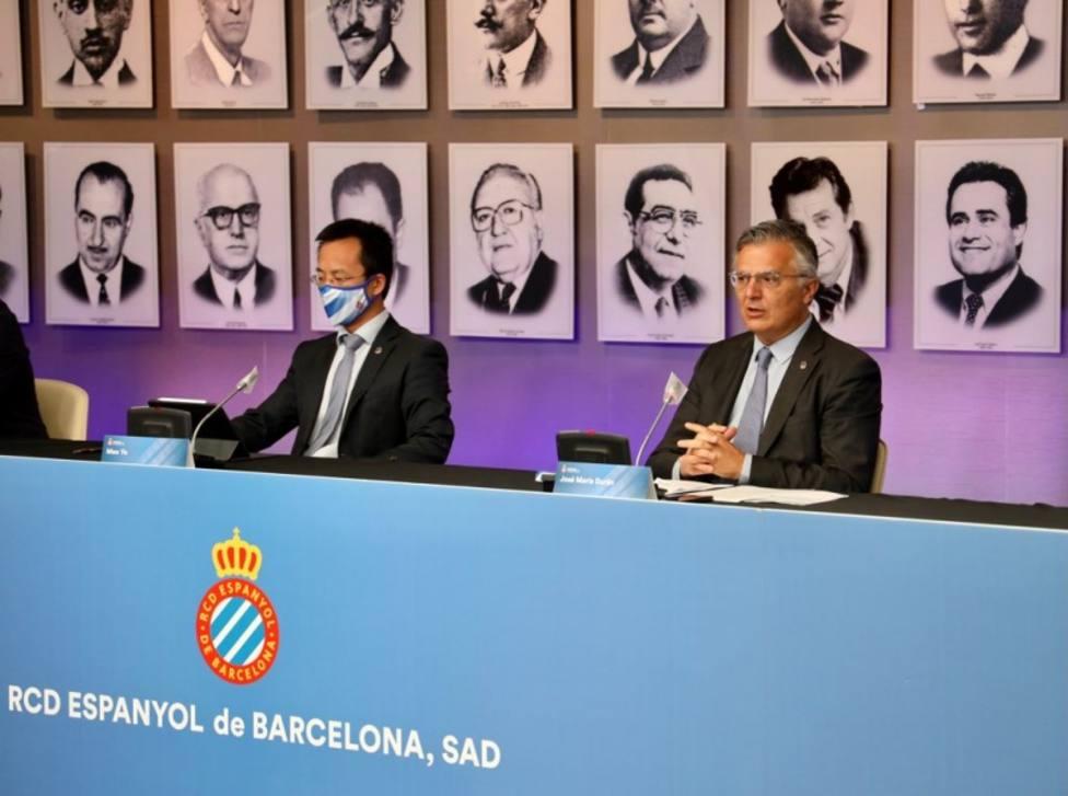 El Espanyol aprueba una ampliación de capital de 37,8 millones de euros