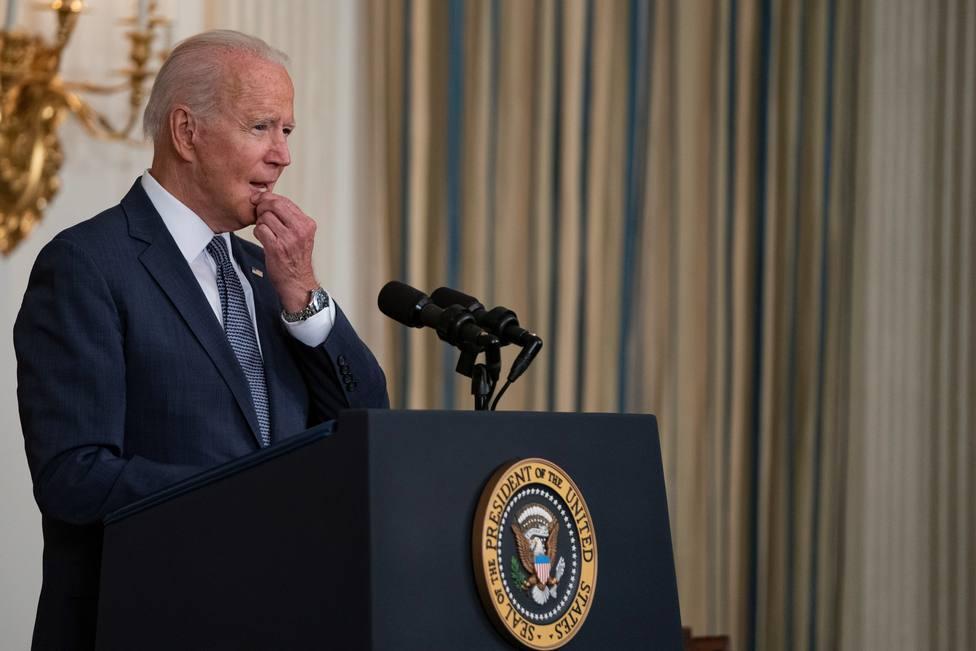 Joe Biden traslada todo su apoyo a Cuba y pide respetar el derecho de los ciudadanos a protestar pacíficamente