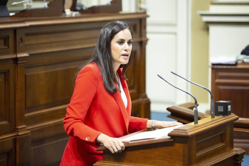 Vidina Espino abandona Ciudadanos por el voto del partido en Madrid sobre el REF