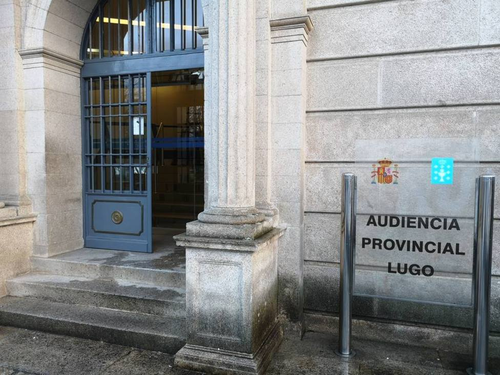 Audiencia Provincial de Lugo