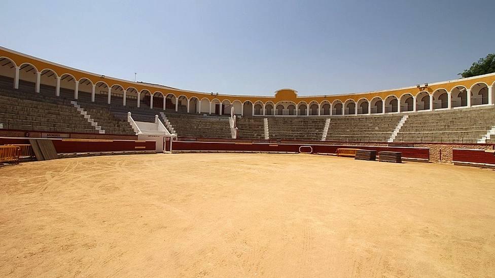 Plaza de toros de Tarazona de la Mancha (Albacete)