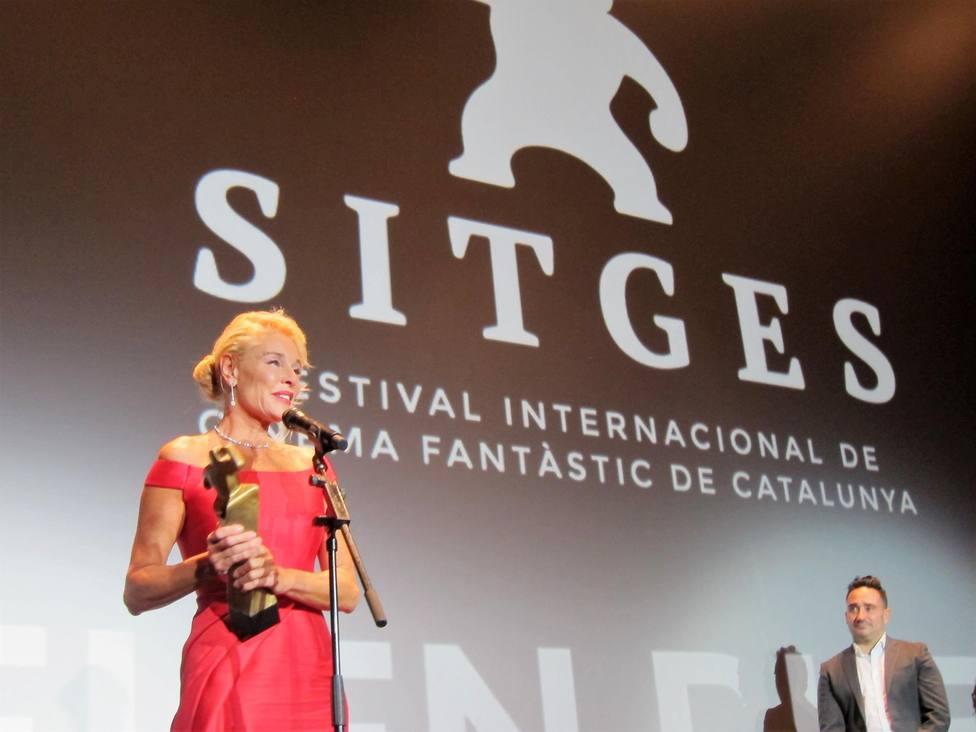 Belén Rueda en Sitges