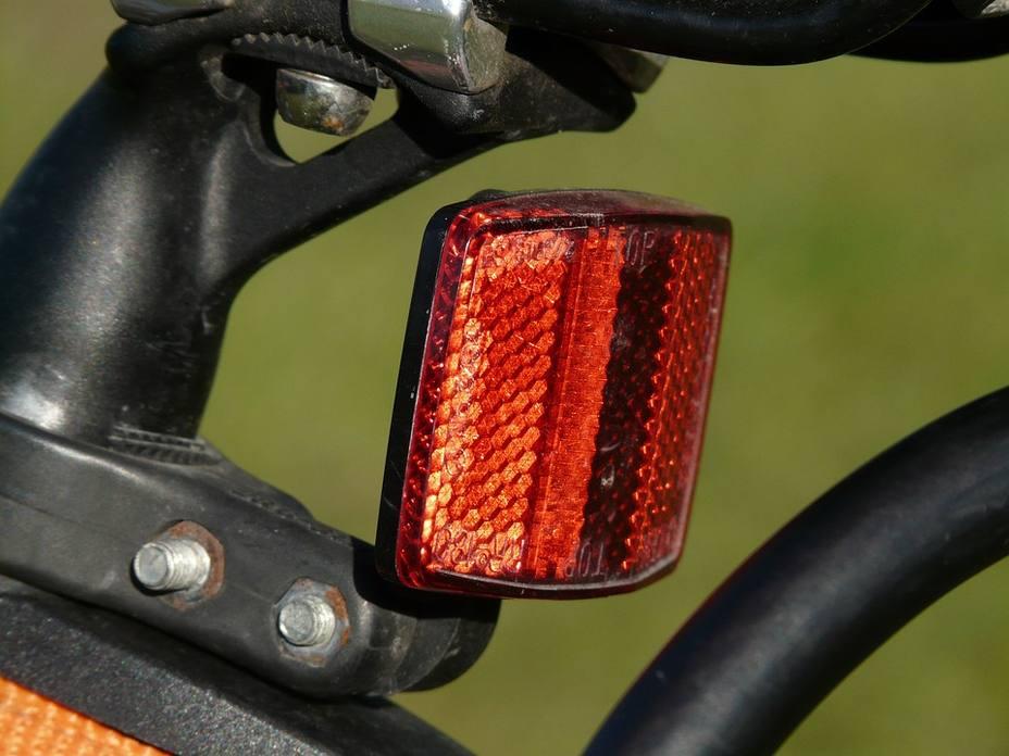 Luz de bicicleta