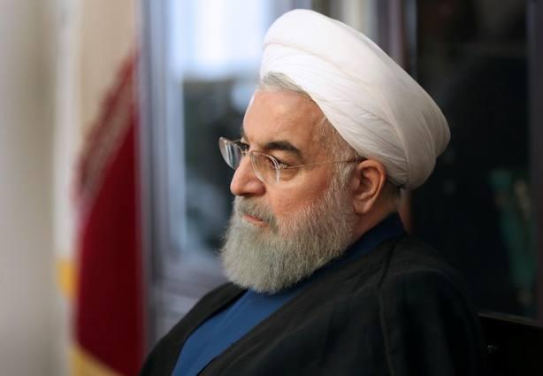 Presidente iraní, Hasan Rohaní