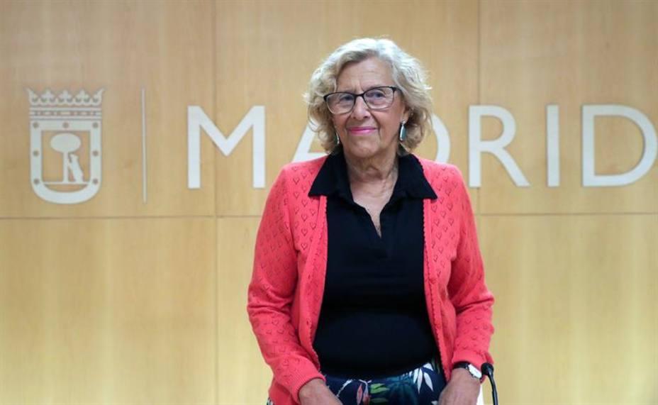 Carmena: la alcaldesa independiente quiere seguir al mando
