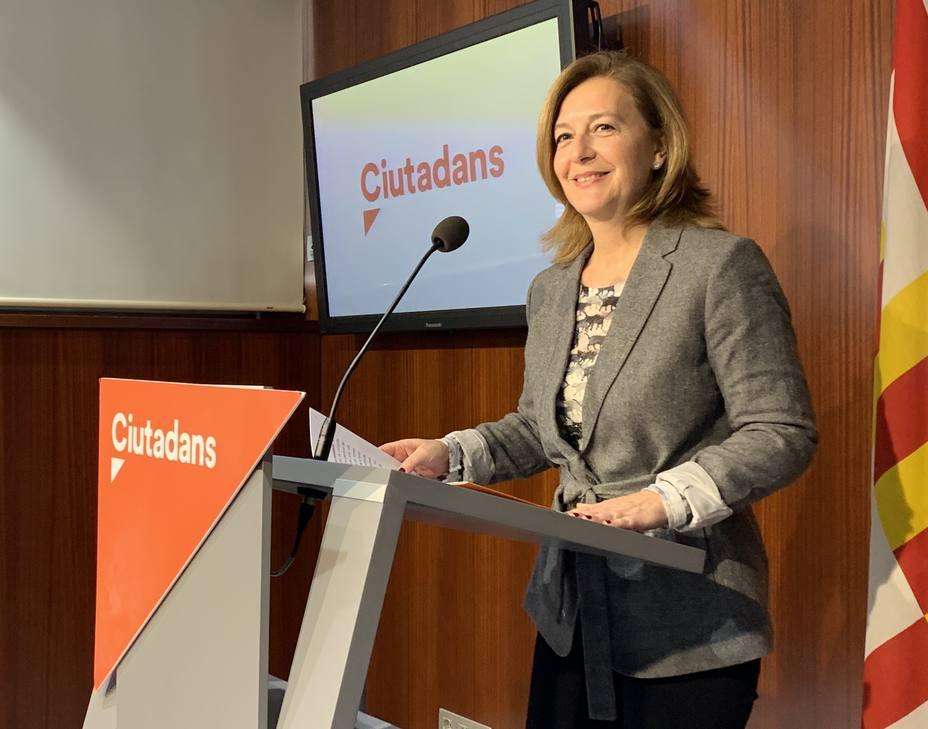 Cs pide a Sánchez que proteja a los catalanes de las vulneraciones de derechos del separatismo