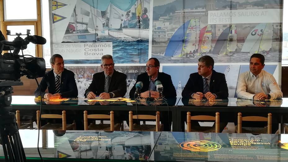 La International Palamós Optimist Trophy, de nuevo al completo dejando 100 barcos fuera