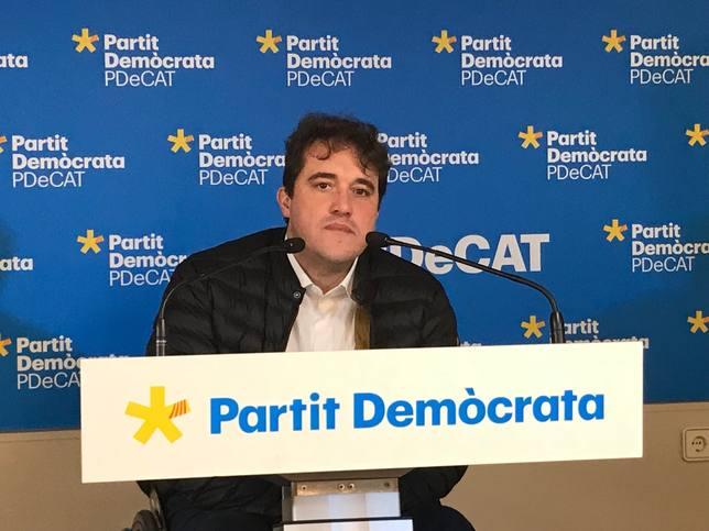 La dirección del PDeCAT se reunirá de nuevo este lunes tras la crisis abierta por las listas