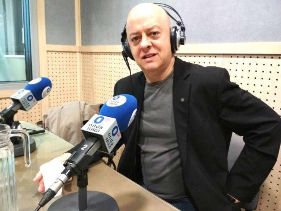 Elorza acusa a PNV y Podemos de intentar desacreditar al PSOE al lanzar sospechas de un pacto con Cs