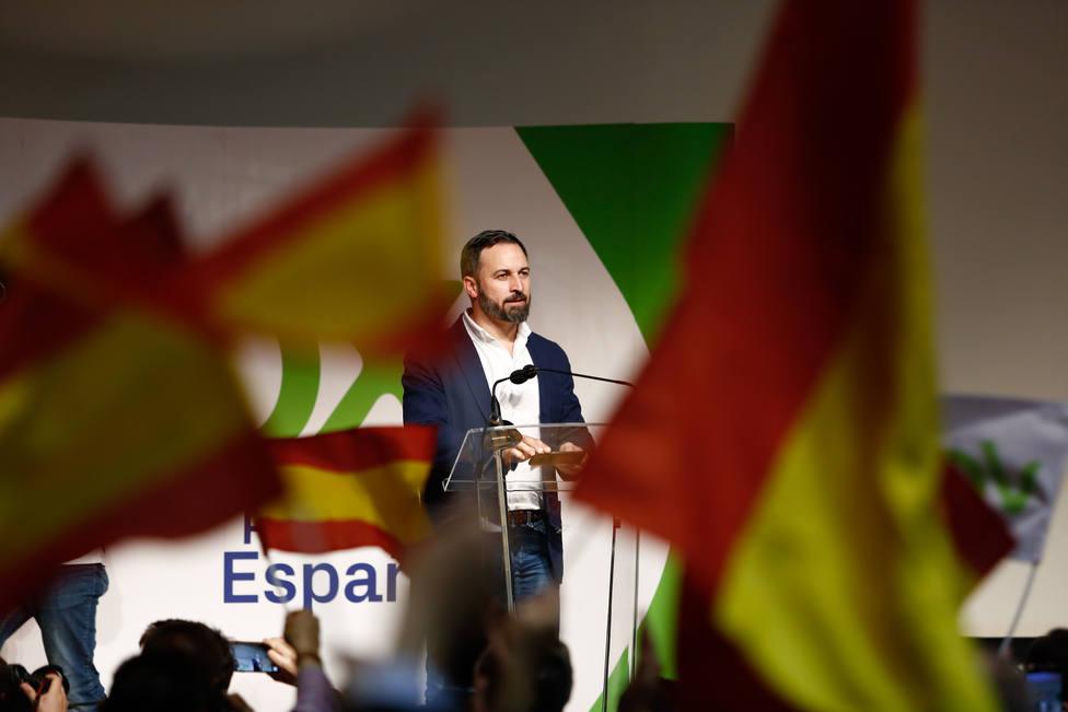 Abascal plantea un servicio militar o social en España porque se habla mucho de derechos y poco de obligaciones