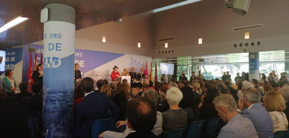 Juan Tamariz, El Roto y Carmen Linares, galardonados con la medalla de oro de Madrid