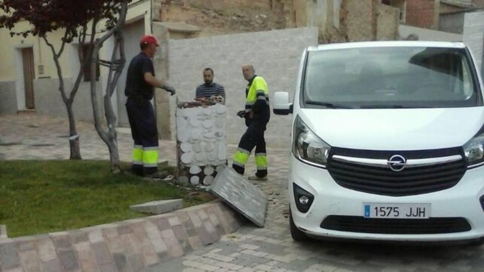 Vox retira el busto del califa cordobés Abderramán III en un pueblo de Zaragoza