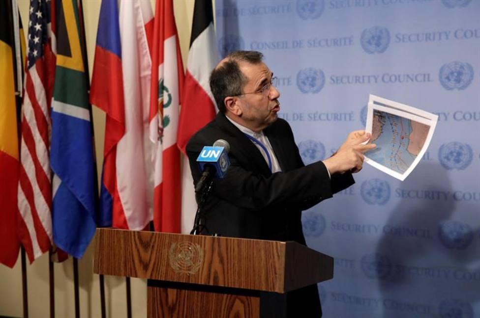 El Consejo de Seguridad de la ONU pide máxima contención en el golfo Pérsico ante la escalada de tensión