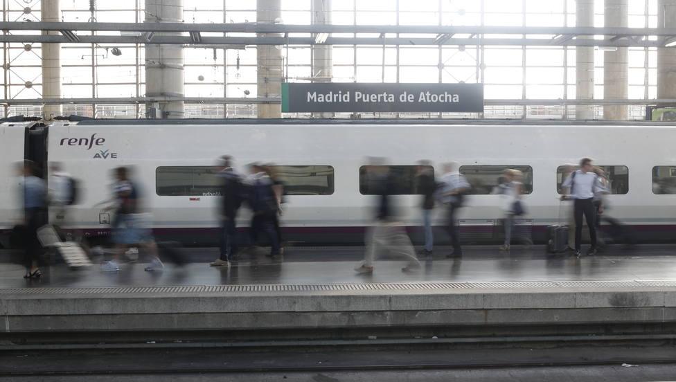 Los granadinos estrenan el AVE este miércoles con tres viajes a Madrid y uno a Barcelona