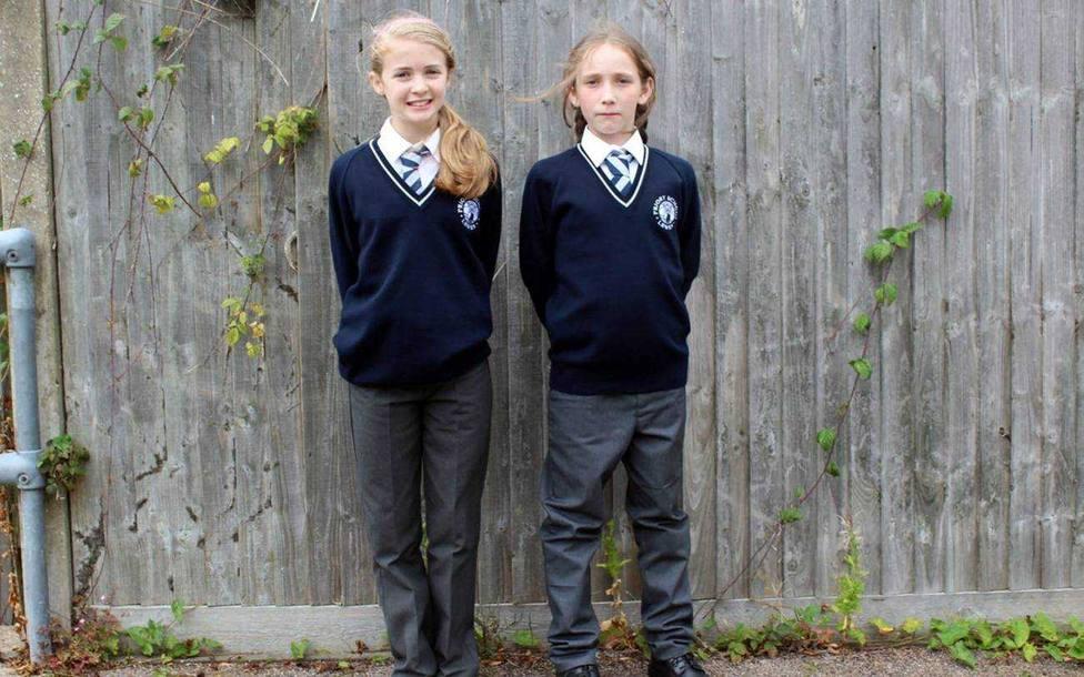Uniformes del género neutro, para niños y niñas