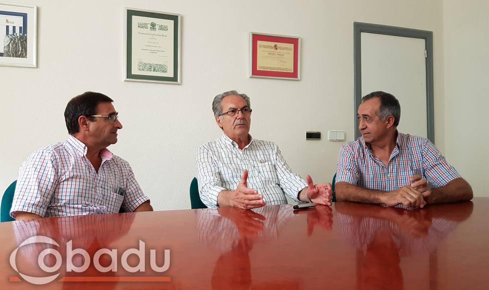 Visita de ACOR a Cobadu