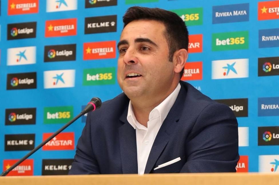 David Gallego: Seguir hablando de Borja es absurdo, ya no suma en el Espanyol