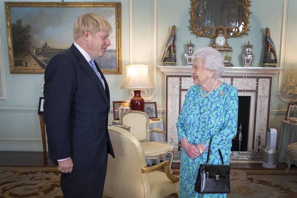 Johnson niega que mintiese a la reina sobre los motivos de la parálisis parlamentaria