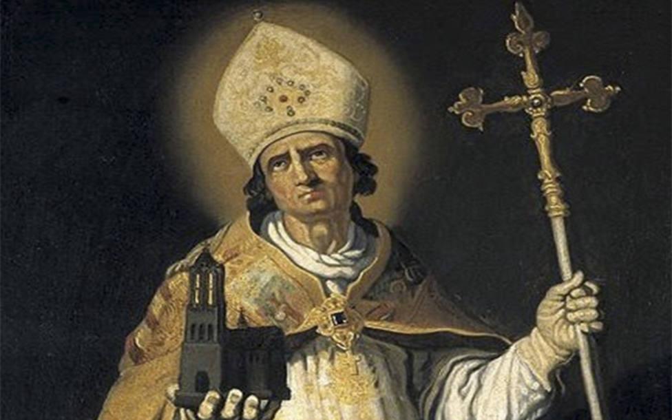 San Willibrordo: El del que escribió San Beda como fuerte en la Fe y monje contemplativo