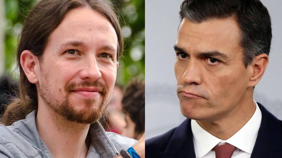 La lapidaria frase de Iglesias que se ha vuelto en su contra tras abrazar a Sánchez