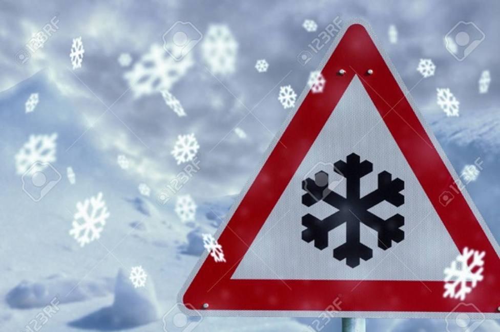 Aemet amplía los avisos por nieve, viento y fenómenos costeros, con una alerta roja por nieve en el Altiplano