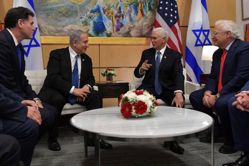 EEUU avisa a Israel de que no efectúe nuevas anexiones sin el consentimiento de Washington