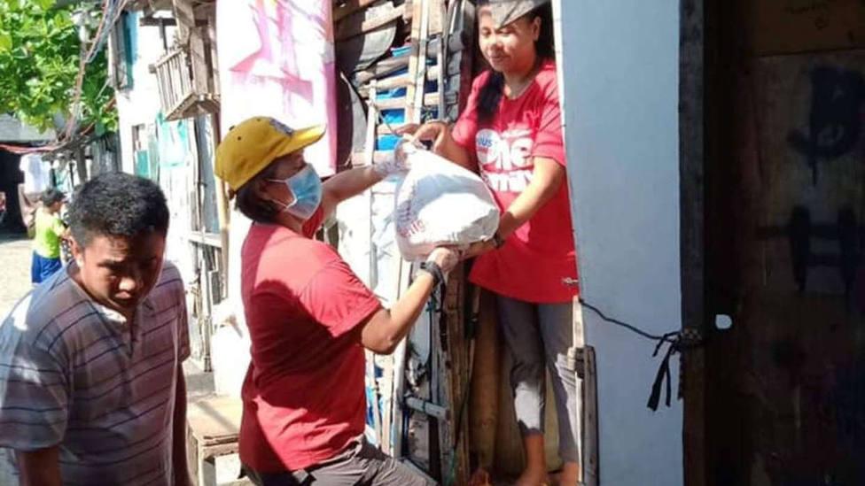 La Iglesia en Filipinas se moviliza para hacer frente a la pandemia