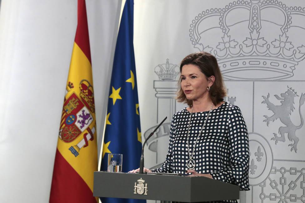El Gobierno dice que España sigue aprovisionando dado que la actividad de puertos y camiones sólo cae un 25%