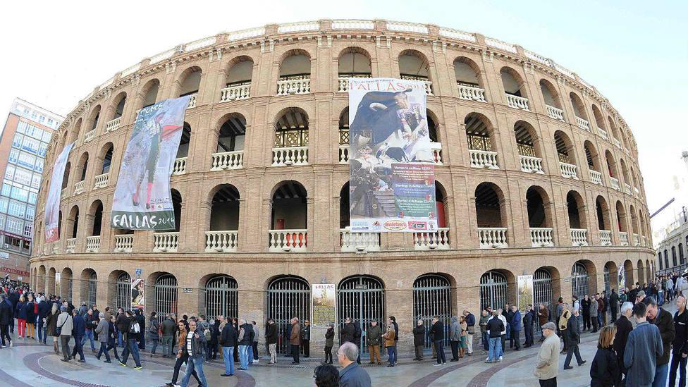 La plaza de toros de Valencia abrirá sus taquillas para la devolución de las entradas de Fallas