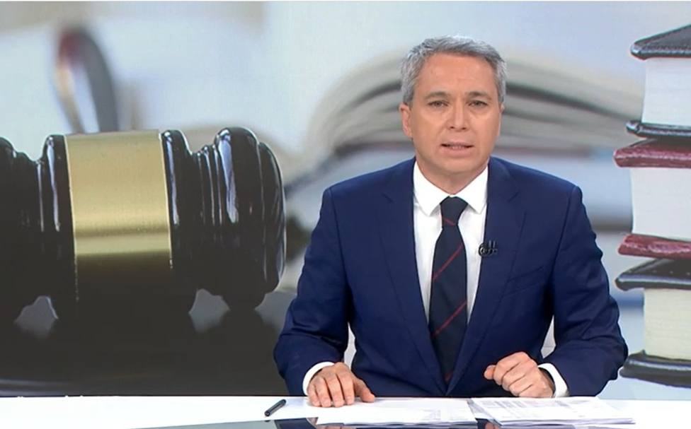 Vicente Vallés desmonta la teoría de las cloacas del Estado con solo una frase