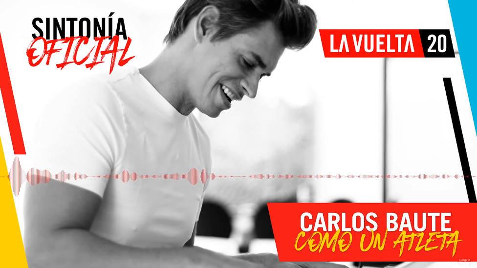 Carlos Baute pone voz a la sintonía de La Vuelta