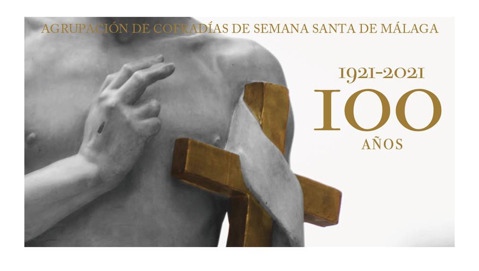COPE Andalucía ofrece en vídeo-directo el acto del Centenario de la Agrupación de Cofradías de Málaga