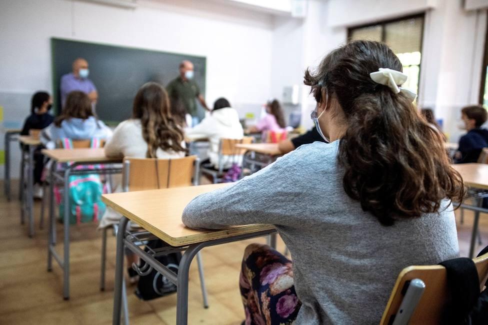 Hay un total de 30.107 personas que pertenecen a la comunidad educativa en cuarentena.