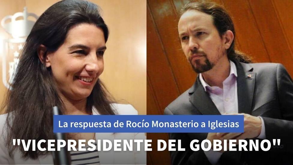 Rocío Monasterios responde a Pablo Iglesias tras el aniversario de la muerte del Che Guevara