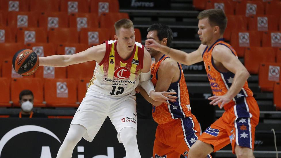 Valencia Basket - Casademont Zaragoza