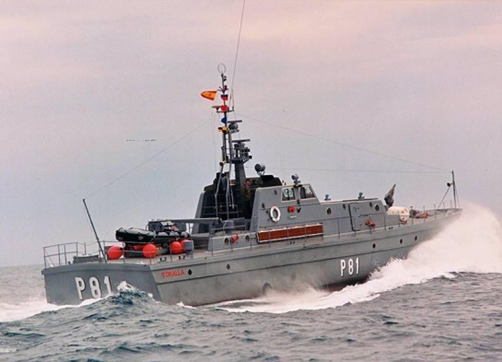 La Unidad de Defensa de Costa se despliega en la zona del litoral de Cartagena