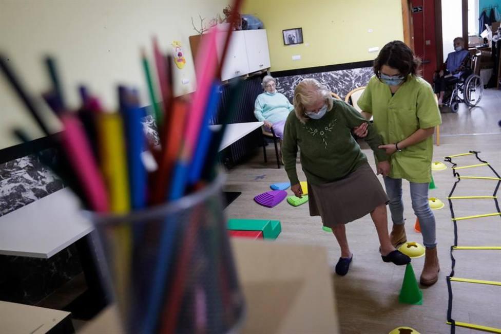 La Fiscalía de Madrid denuncia a 5 auxiliares de una residencia por el trato vejatorio a una anciana