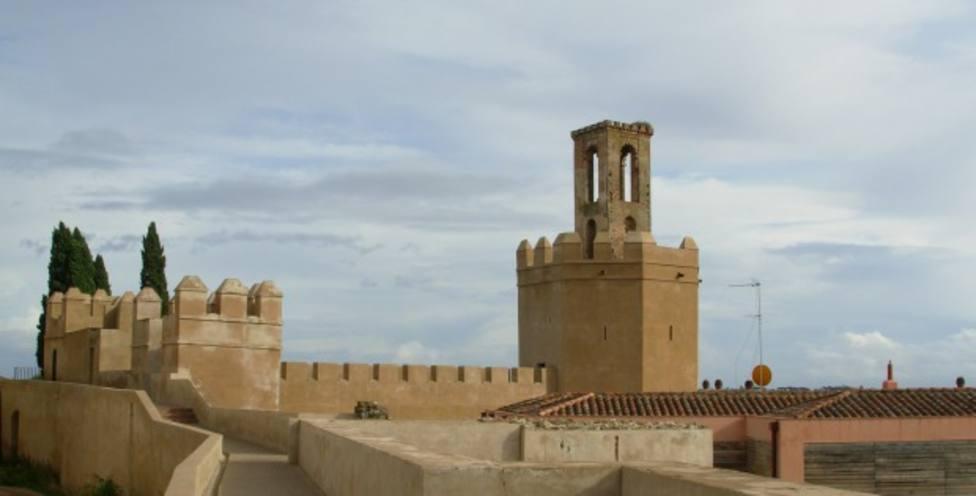 La restauración de la Alcazaba de Badajoz, financiada por el 1,5% Cultural