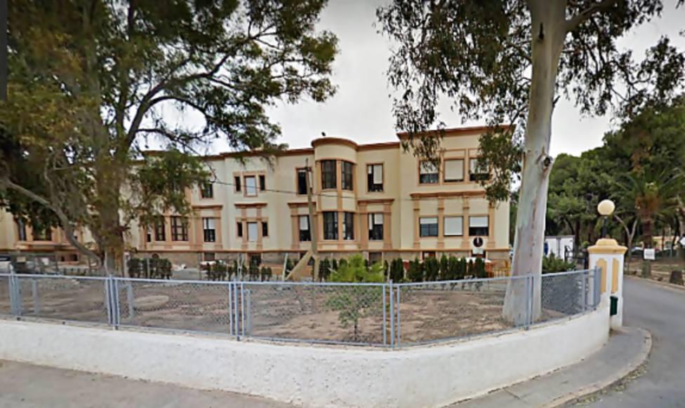 Detectado un brote con 39 positivos en el hospital geriátrico de Los Pinos