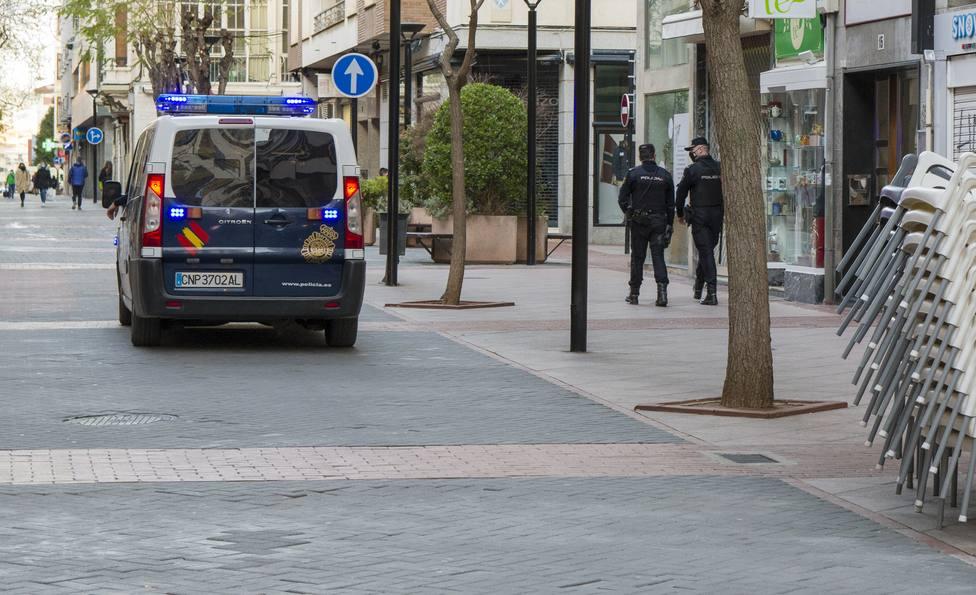 La Rioja con servicios no esenciales cerrados a las 17:00 horas aprueba este miércoles restriciones más duras