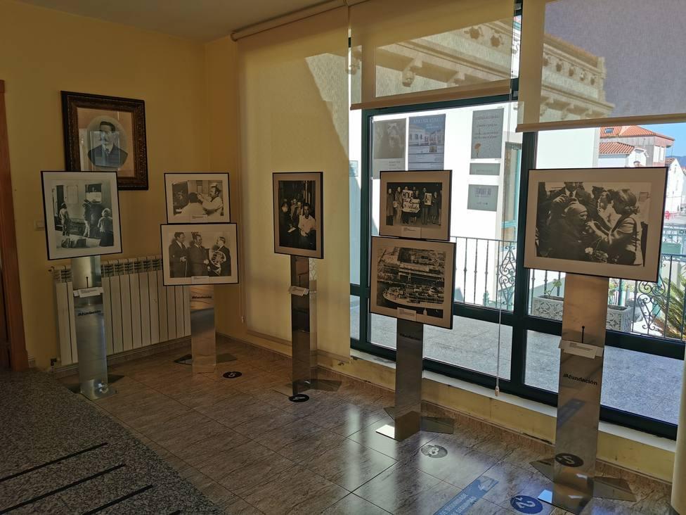 La muestra está compuesta por fotografías de la agencia EFE