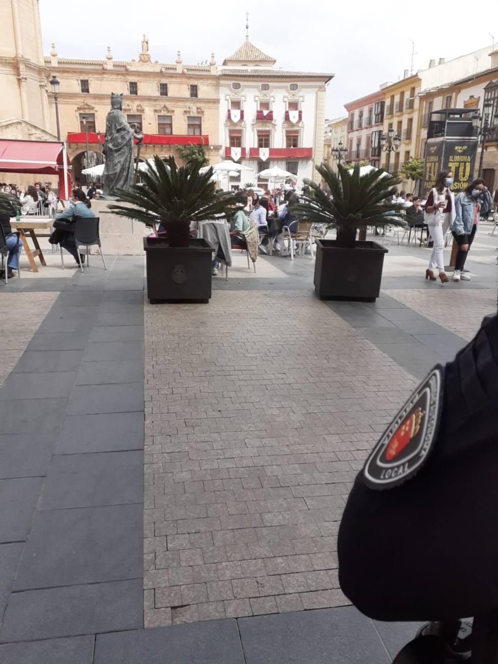 La Policía Local interpuso 158 denuncias por no respetar las medidas COVID la última semana