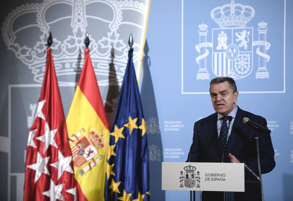 Delegación del Gobierno en Madrid prohíbe todas las marchas y concentraciones del 7 y 8 de marzo
